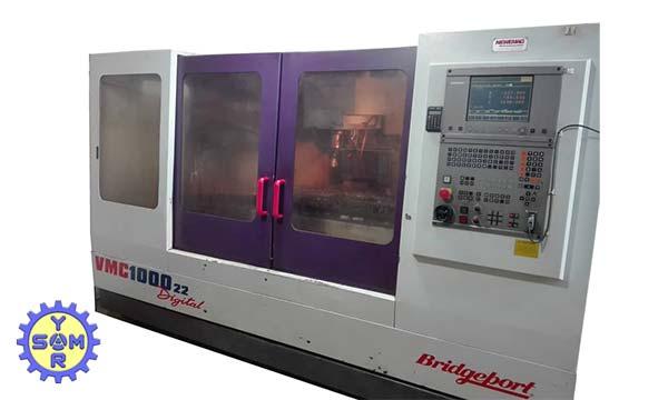 خدمات ماشین فرز CNC چهار محور
